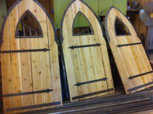 Doors ready to go