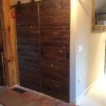 Sliding door- Double closet