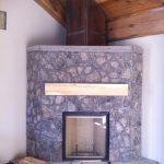 Custom copper chimney cover