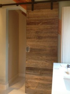 Sliding door - Bathroom